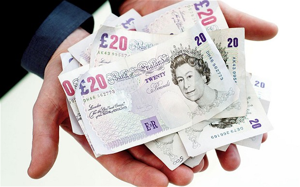 Image result for paying money uk